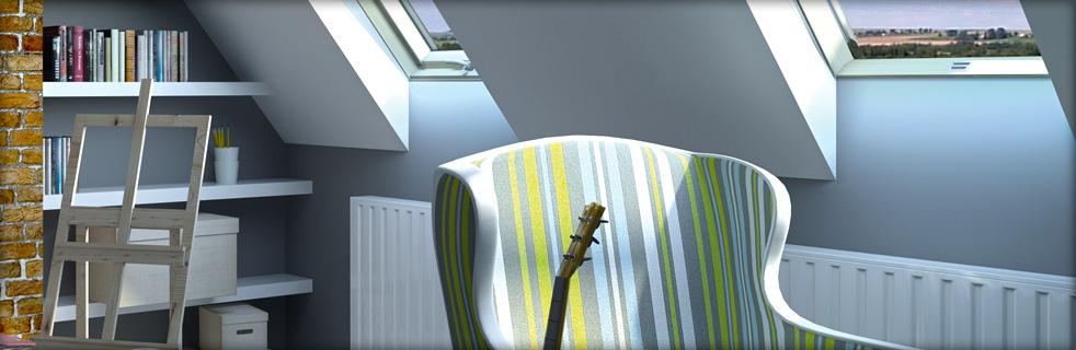 Dachstar - střešní okna PVC