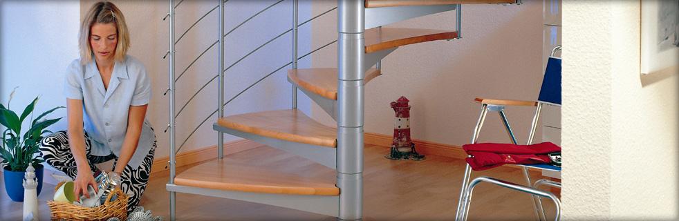 Dachstar - schody DOLLE